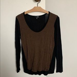 Wilfred free long sleeved top from Aritizia